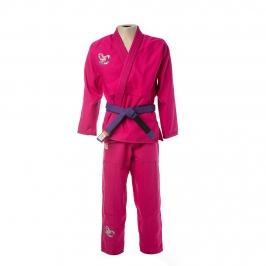 Kimono Jiu-jitsu Scopion Pink Adulto
