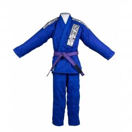 Kimono Jiu-jitsu  Cicero Costha  Azul  Adulto