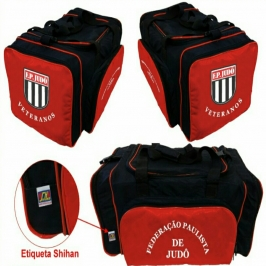 Bolsa Bag Esportiva Shihan - Veteranos  (Lançamento)